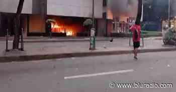 En Bucaramanga, Lebrija, Piedecuesta y Rionegro se registraron hechos de vandalismo - Blu Radio