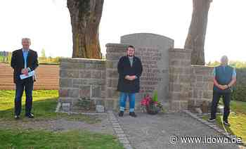 Gedenken an Opfer in der Erlau - SPD erinnert an den Nationalsozialismus - idowa