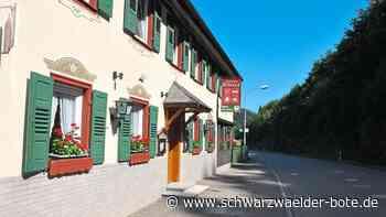 Hornberg - Rössle zu verkaufen - Schwarzwälder Bote
