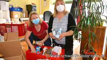 Hornberg - Babyshampoo für Hornberger Tafel - Schwarzwälder Bote