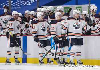 Draisaitl, McDavid dominant as Oilers down beleaguered Canucks 4-1