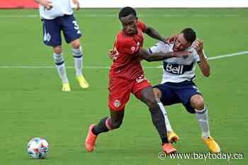 Toronto FC exits CONCACAF Champions League at the hands of Mexico's Cruz Azul
