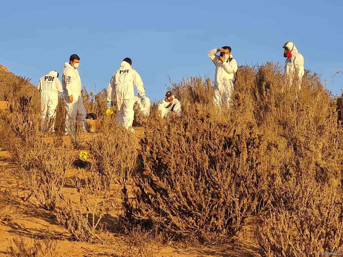 Identifican cuerpo de joven encontrado en sector de la Quebrada del Jardín en La Serena - Mi Radio