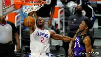 Raptors' playoff hopes dim further with close loss to Kawhi Leonard, Clippers