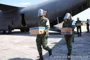 Llegan segundas dosis para Progreso, Tixkokob y Temozón - El Diario de Yucatán