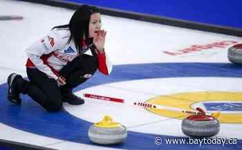 Canada's Einarson continues world curling comeback with win over Scotland