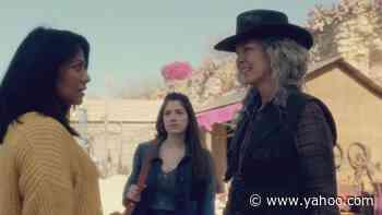 Fear The Walking Dead: Grace's Friends - Yahoo Entertainment