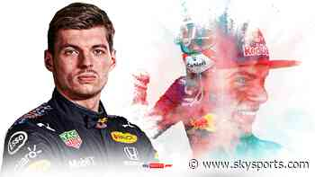 Five years on: The evolution of Max Verstappen