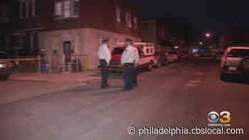 1 Killed, 3 Others Injured After Quadruple Shooting In Frankford - CBS Philly