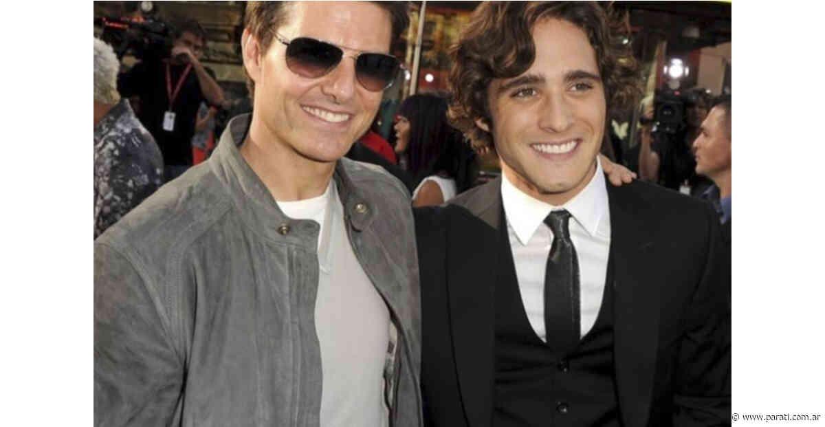 Este fue el consejo que Tom Cruise le dio a Diego Boneta cuando trabajaron juntos - Para Ti