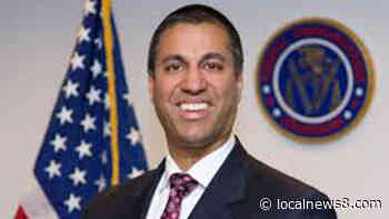FCC Chairman Pai tours Wyoming reservation broadband project - Local News 8 - LocalNews8.com