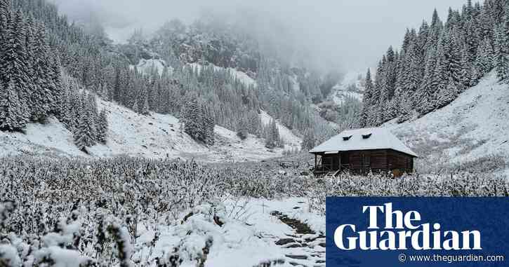 Romania's extreme conditions: from Danube-freezing winters to 42C summers