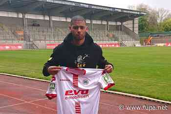 Manuel Kabambi vom FC Wegberg-Beeck zu Rot-Weiß Oberhausen - FuPa - das Fußballportal