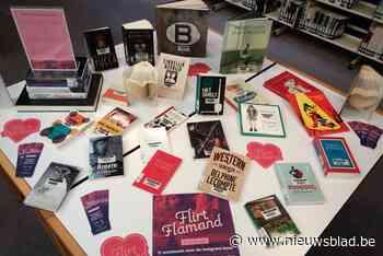 Bibliotheek doet mee met Flirt flamand (Hoegaarden) - Het Nieuwsblad