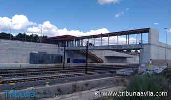 La nueva estación de AVE de Castilla y León, acabada: Otero de Sanabria estará operativa en semanas - Tribuna Ávila