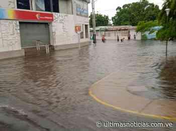 Protección Civil reporta anegaciones por lluvia en Anaco - Últimas Noticias