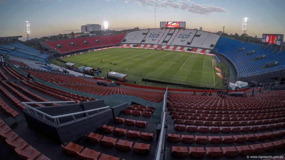 Asunción albergará compromisos de la Libertadores y la Sudamericana - Tigo Sports