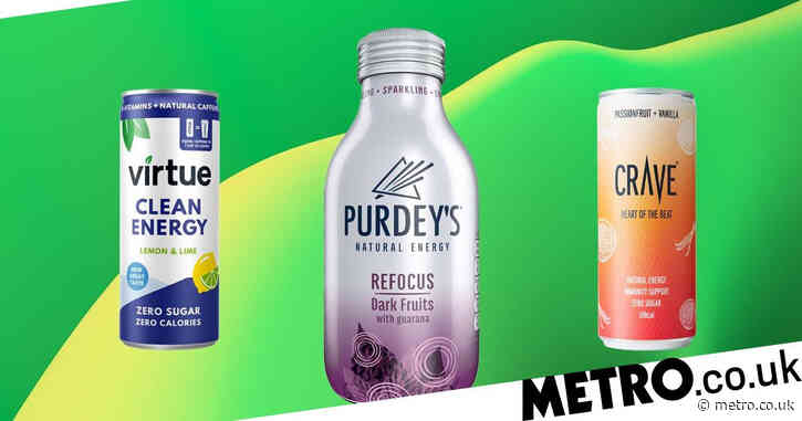Five of the best natural energy drinks