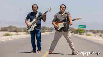 Agua Marina y Mauricio Mesones lanza tema grabado en Sechura [VIDEO] - ElPopular.pe