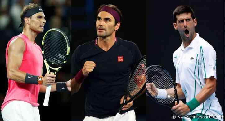'What Roger Federer, Rafael Nadal and Djokovic do...', says Grand Slam champion