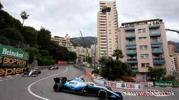 Monaco Grand Prix: Grandstands to be open for up to 7,500 spectators