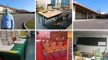 Eure. À Saint-Aubin-sur-Gaillon, le groupe scolaire au cœur de la polémique - actu.fr