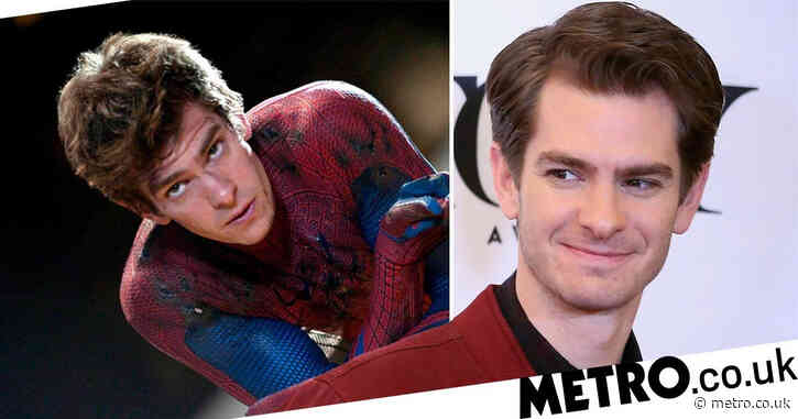 Andrew Garfield denies he's returning as Spider-Man in No Way Home and that's our dreams crushed