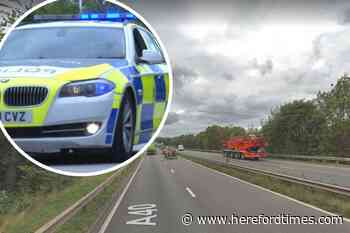 Drug-drive Herefordshire biker banned from the roads