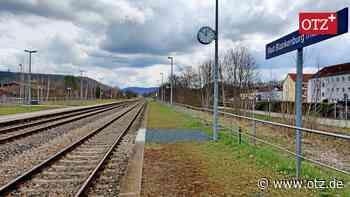 Erfurter Studenten starten Online-Umfrage zu Bahnhof Bad Blankenburg - Ostthüringer Zeitung