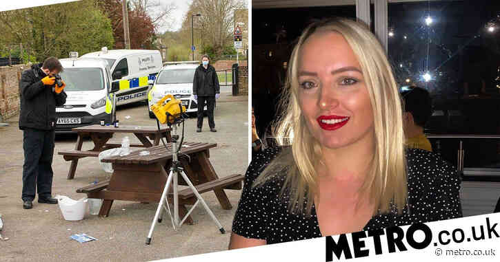 Nurse, 27, suffers serious facial burns after portable heater explodes in pub