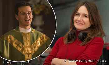 Emily Mortimer gushes about starring alongside Fleabag's Andrew Scott in The Pursuit of Love - Daily Mail