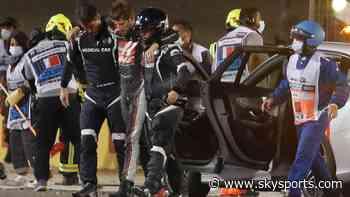 Grosjean to make F1 return in Mercedes test