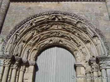 Eglise Notre-Dame-de-la-Couldre Parthenay - Unidivers