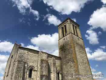 Eglise Sainte-Croix, Eglise Ouverte et Accueillante Parthenay - Unidivers