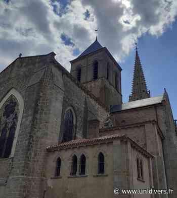 Eglise Saint-Laurent Parthenay - Unidivers