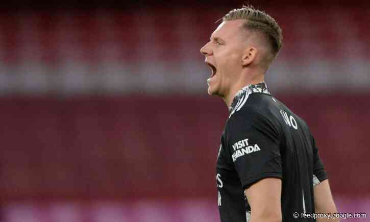 Bernd Leno could leave Arsenal this summer