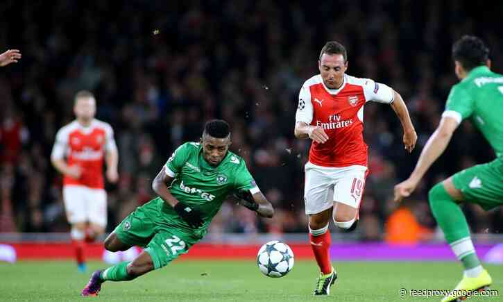 Santi Cazorla reminisces about time with Arsenal