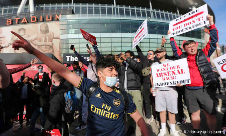 Arsenal Supporters' Trust hold constructive meeting with Daniel Ek