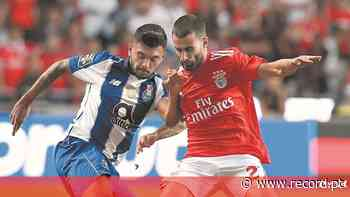 Benfica-FC Porto: milhões em choque - Liga NOS - Jornal Record - Record