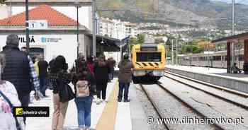 CP prepara ligação Lisboa-Porto pelas Beiras a partir de 2023 - Dinheiro Vivo