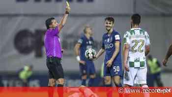 Hugo Miguel na mira do FC Porto: «Se erra em grande quantidade não pode arbitrar a este nível» - Record