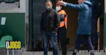 Petit é suspenso e só pode voltar ao banco no FC Porto-Belenenses - O Jogo