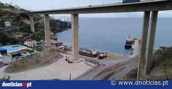 Duas corporações resgatam homem que caiu em miradouro no Porto Novo - DNoticias