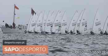 Finn Gold Cup decide no Porto novo campeão do mundo e últimas vagas olímpicas - SAPO Desporto