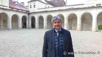 Élections régionales : Gilles Platret (LR) s'engage pour le contournement d'Auxerre - France Bleu