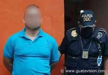 Integrante de banda delictiva los H es detenido en Coatepeque, sindicado de asesinato - guatevision.com