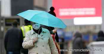 Freak cold snap to last all week as mercury plunges to -4C in North East