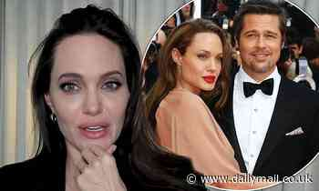 Angelina Jolie details her personal strife while plugging new movie