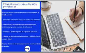 Global Goma de algarrobo (E-410) Mercado (PDF nuevo) | Diagnóstico, terapéutica, evaluación de tecnología, tendencias futuras y pronóstico de la industria hasta 2031 - Portal Constructores - Portal Constructores