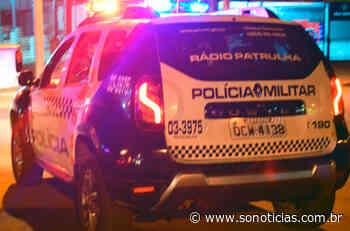 Motociclista alcoolizado e sem CNH é preso em Lucas do Rio Verde - Só Notícias